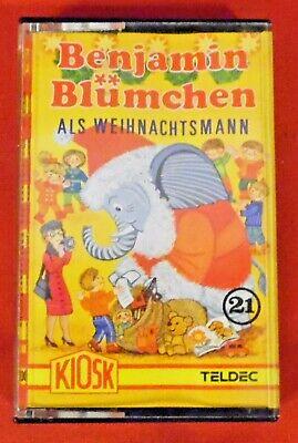 Aggressiv Mc : Benjamin Bluemchen 21 , Als Weihnachtsmann , Kiosk 425334 , 1982 , Top Eine Lange Historische Stellung Haben