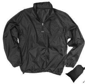 Details Herren S Mil Windjacke Schwarz Jacket Mit Windbreaker – Zu Tec Xxl Packsack OiuXPkZ
