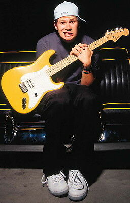 "034 Tom DeLonge - Guitarist Music Rock Band Blink-182 14""x22"" Poster"