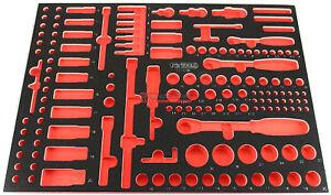 ks tools scs schaumstoffeinlage steckschl ssel satz. Black Bedroom Furniture Sets. Home Design Ideas