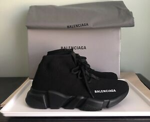 Balenciaga Speed Trainer With Lace Size