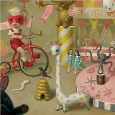 Mark Ryden Circus Magic Lithograph 3 Print Set Embossed Border Long Sold Out