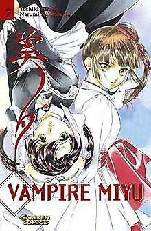 Vampire Miyu 7 von Kakinouchi, Narumi | Buch | Zustand gut