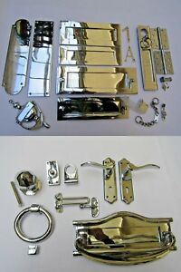 POLISHED-CHROME-Door-furniture-main-front-entrance-traditional-Accessories