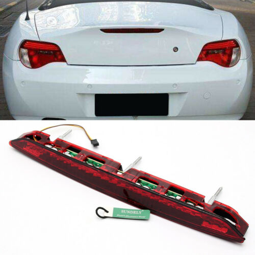 Trunk Third Red Brake Stop Light Rear Lamp BMW Z4 E85 2003-08 63256917378