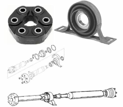 BMW 3 SERIES E46 MOUNTING /& COUPLING PROPSHAFT FRONT 98-05 2 YEAR WARRANTY