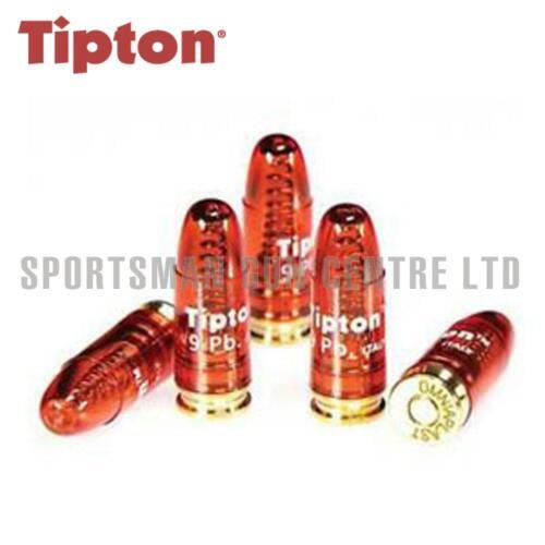 Tipton Snap Cap Pistol 9 mm Luger 5pk