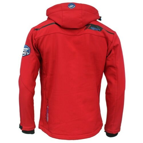 Red 1953 Men's Trabendo Peak Canadian Jacket Softshell Hooded bnwt Size Color S EE0Txq