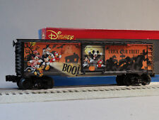 Lionel 83802 Disney Happy Halloween Boxcar - Made in USA