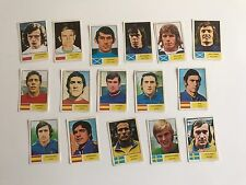 Spares - FKS Wonderful World of Soccer Stars World Cup 1974 - POL, SCO, SPN, SWD