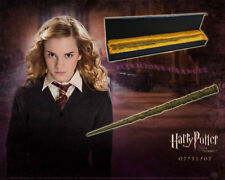 """14.5"""" New In Box Harry Potter Hermione Magical Magic PVC Wand Replica GIFT"""