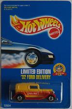 "Hot Wheels – ´32 Ford Delivery ""Malt-o-Meal"" Neu/OVP"