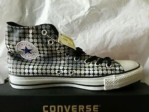 CONVERSE ALL STAR NERA BIANCA FANTASY NUM 44 LE MITICHE ALL STAR 97 OKKSPORT