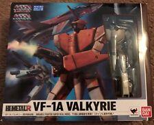 HI-METAL R VF-1A Valkyrie Bandai 1/100 Macross Robotech FREE SHIP