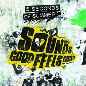 5-Seconds-Of-Summer-Sounds-Good-Feels-Good-Brand-New-amp-Sealed-CD