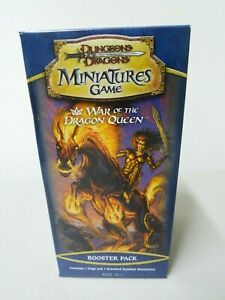 D-amp-D-Dungeons-Dragons-Booster-Pack-War-Of-The-Dragon-Queen-Factory-Sealed