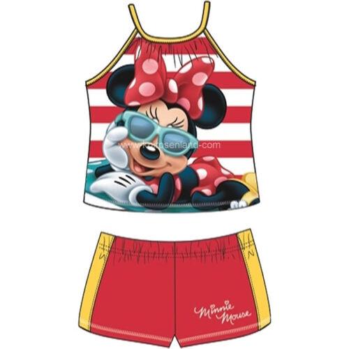 Shirt Top Minnie Mouse Disney 2 Teiler kurze Hose Prinzessin Sofia Top 2er Set