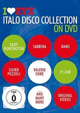 DVD Italo Disco Collection - I Love ZYX von Various Artists DVD