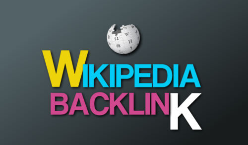 High quality WIKIPEDIA backlink to your websites Best Offer on !