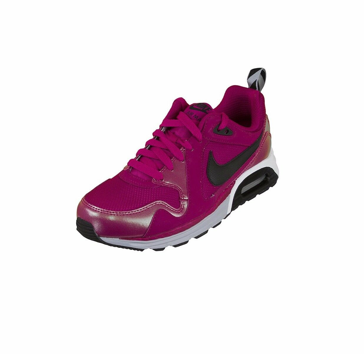 NIKE damen AIR MAX TRAX schuhe UK 5.5 RUNNING MAGENTA TRAINER schuhe   -