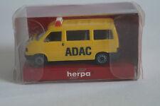Herpa Modellauto 1:87 H0 VW Caravelle ADAC-Verkehrstechnik