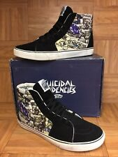 24b5cc8159 item 1 RARE🔥 VANS Sk8-Hi Suicidal Tendencies Sz 13 Men s Shoes  Skateboarding VNTG -RARE🔥 VANS Sk8-Hi Suicidal Tendencies Sz 13 Men s  Shoes Skateboarding ...