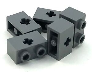 Lego 5 New Black Technic Axle 10 Pieces