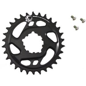 Sram GX Eagle X-SYNC 2 12S Direct Mount 30T Chainring 3mm Offset Boost xx1 x01
