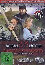 DOPPEL-DVD (3D) NEU/OVP - Robin Hood - Ghosts Of Sherwood - Martin Thon