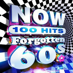 NOW-100-HITS-FORGOTTEN-60-039-S-4-CD-Various-New-Release-27-03-2020