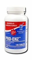 Anabolic Laboratories Pro-enz 120 Tablets Free Shipping