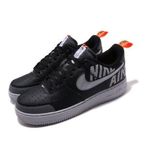 Nike-Air-Force-1-07-LV8-2-AF1-Under-Construction-Black-Grey-Men-Shoes-BQ4421-002