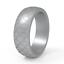 Fish Scale Soft Silicone Ring Men Women Sports Wedding Flexible Rubber Bands