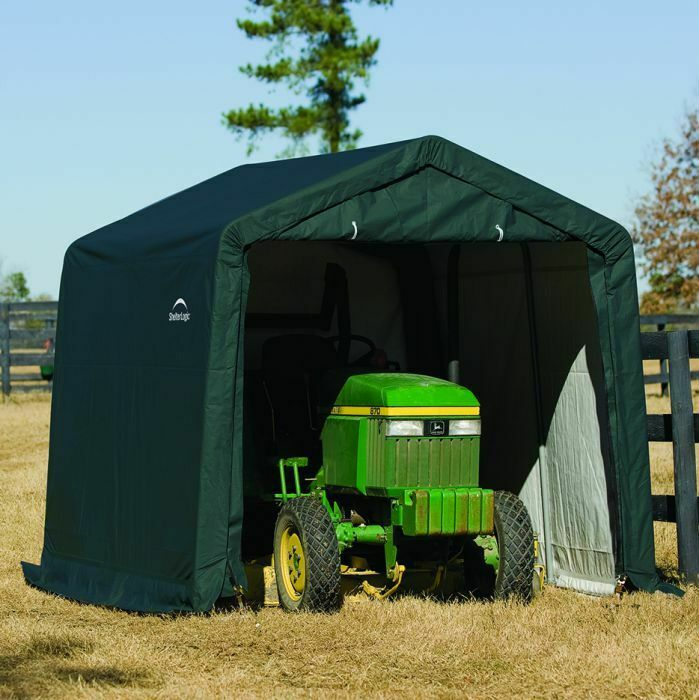 Rowlinson 10x10 Shed in a Box