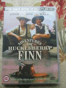 ADVENTURES-OF-HUCKLEBERRY-FINN-STARRING-JIM-DALE-DVD-REGION-2-UK-PAL