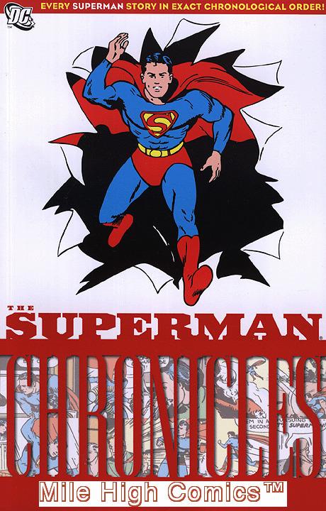 SUPERMAN CHRONICLES TPB (2006 Series) #5 Very Fine