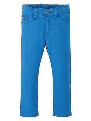 Size 2T Flex WRANGLER Toddler Boys Slim Skinny Leg Jeans Chino Pants Lot Of 2