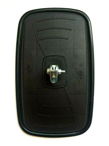Außenspiegel Rückspiegel 232x145mm ø10 UNIVERSAL Bagger Traktor Baumaschinen E20