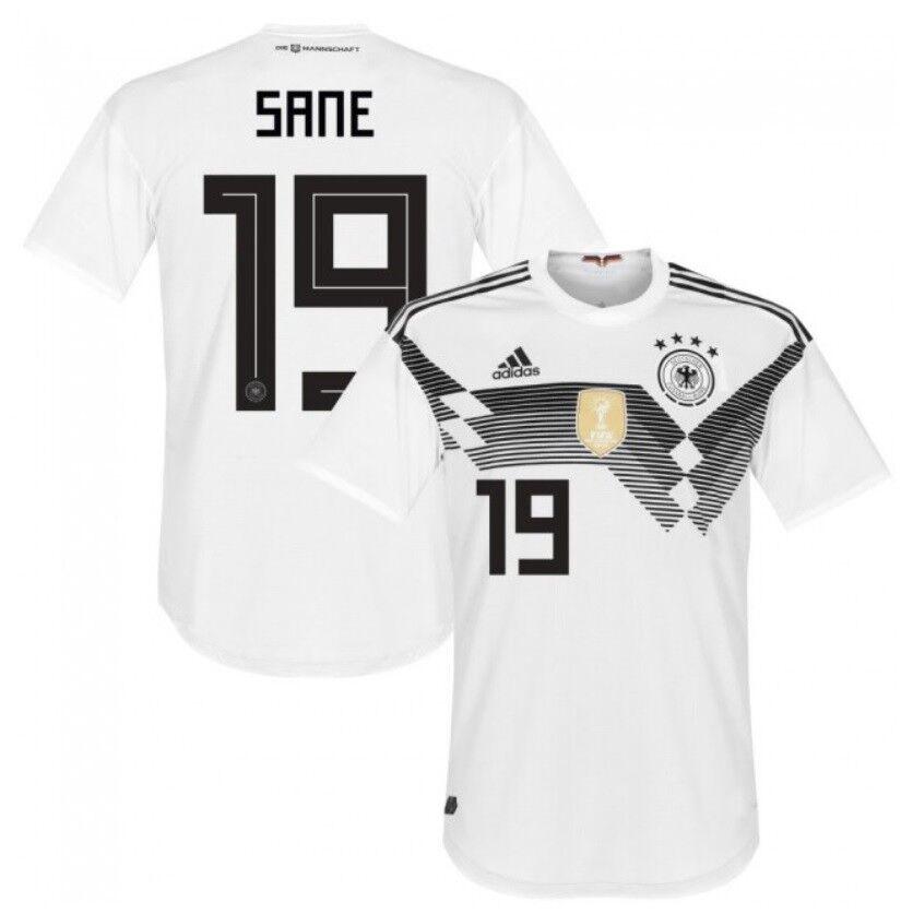 Trikot Adidas DFB 2018 Home WC - Sane 19  Deutschland WM Sané