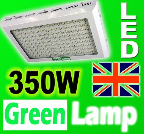 350W LED GREEN LAMP Grow Panel Hydroponic Grow Lamp Light Board 3W LED Flowering