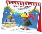 Kleiner Rabe Socke: Alles Advent! Das Aufstell-Adventskalenderbuch vom kleinen Raben Socke von Nele Moost (2014, Gebundene Ausgabe)