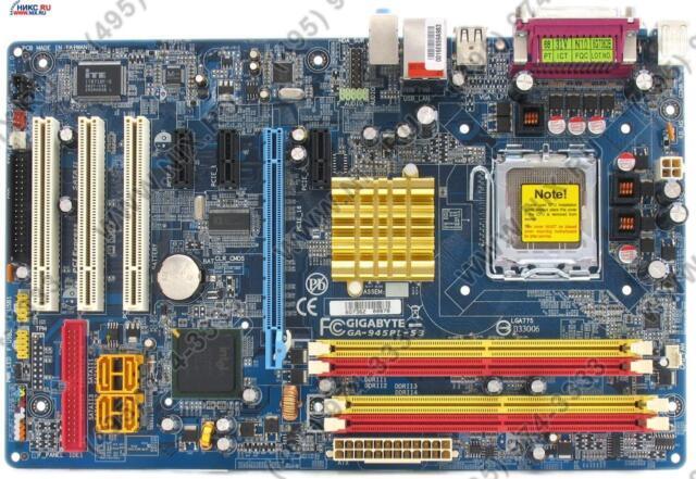 GIGABYTE GA-945PL-S3 Rev 2.0 64Bit
