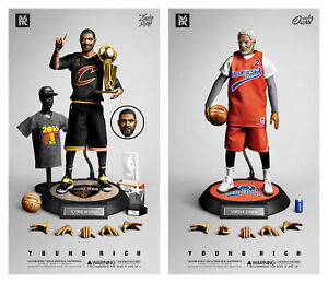1ad7e0ba8c4 Pre-order 1 6 Scale YOUNG RICH TOYS B001 KYRIE IRVING   UNCLE DREW ...