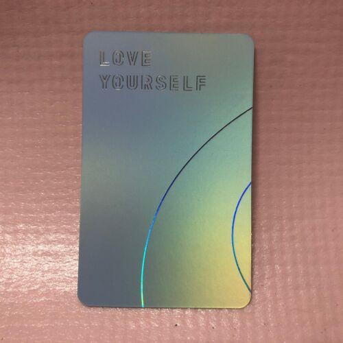 BTS Bangtan Boys RM Official Photocard LOVE YOURSELF 結 Answer SELECT Photo Card