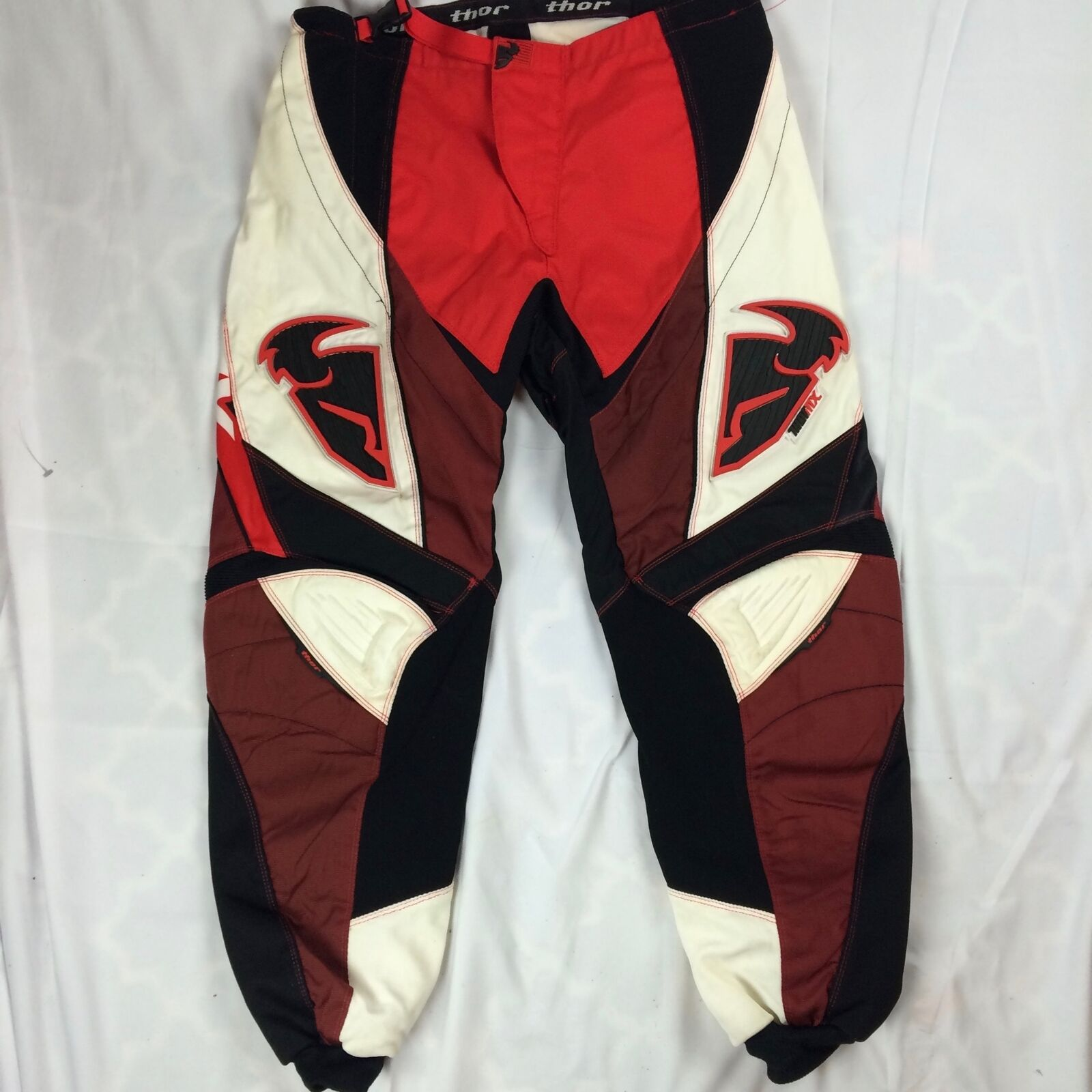 Mens 36x31 Thor Motorcross Pants Dirt Bike Series 2005 Phase Predective System