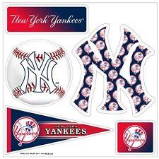 MLB NEW YORK NY YANKEES Ultraflip 3D Magnet Set (1 Sheet)