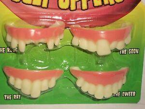 image is loading halloween costume fake teeth dentures buck gap chipped