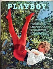 Playboy july 1968 ed.USA Melodye Prentiss Sex in cinema Sofia Loren