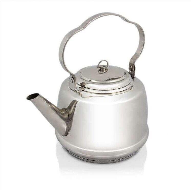 PETROMAX  Teekessel tk1 (1 5 Liter)    Edelstahl Lagerfeuer Kochstelle cfb795