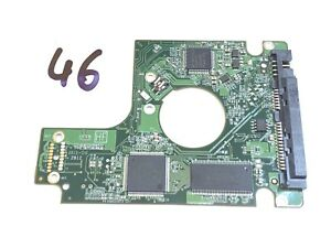 Pcb Western Digital Hdd 750gb Wd Wd7500bpvt 08hxzt3 2060-771820-000 Rev A Vivid And Great In Style Laptops & Netbooks Computers/tablets & Networking